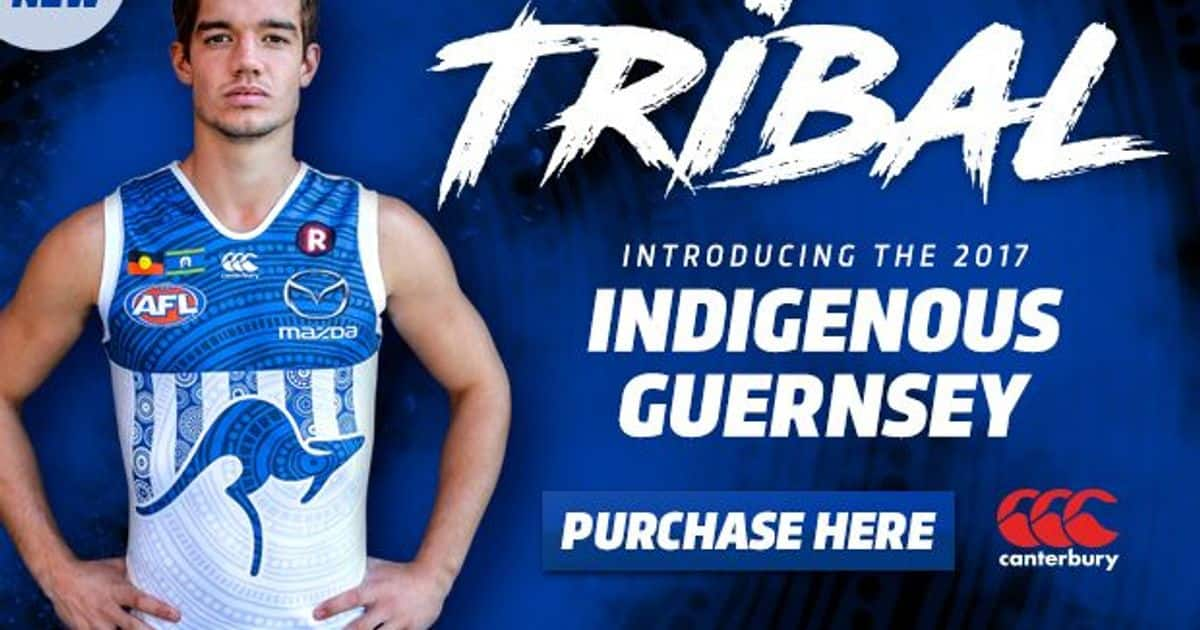 North Releases Tribal Jumper